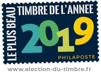 Election du timbre 2019