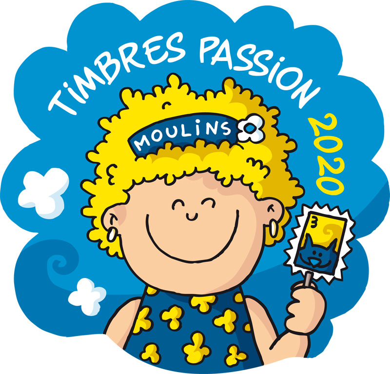Logo Timbres Passion 2020